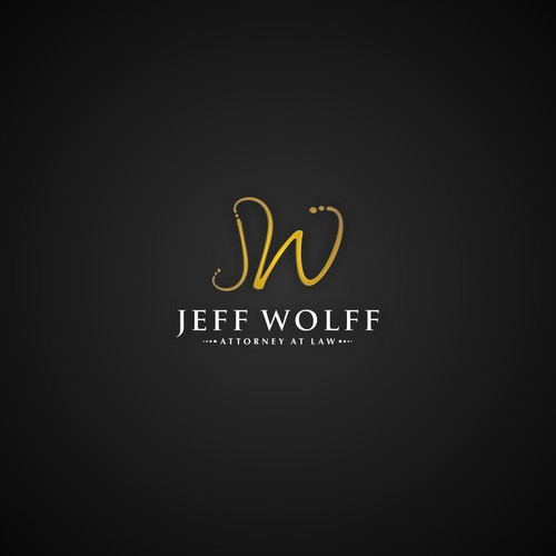 Logo for an attorney