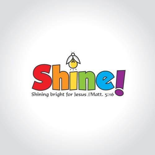 Logo design for Shine