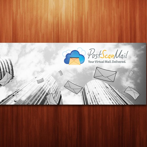 Facebook Cover for a digital company