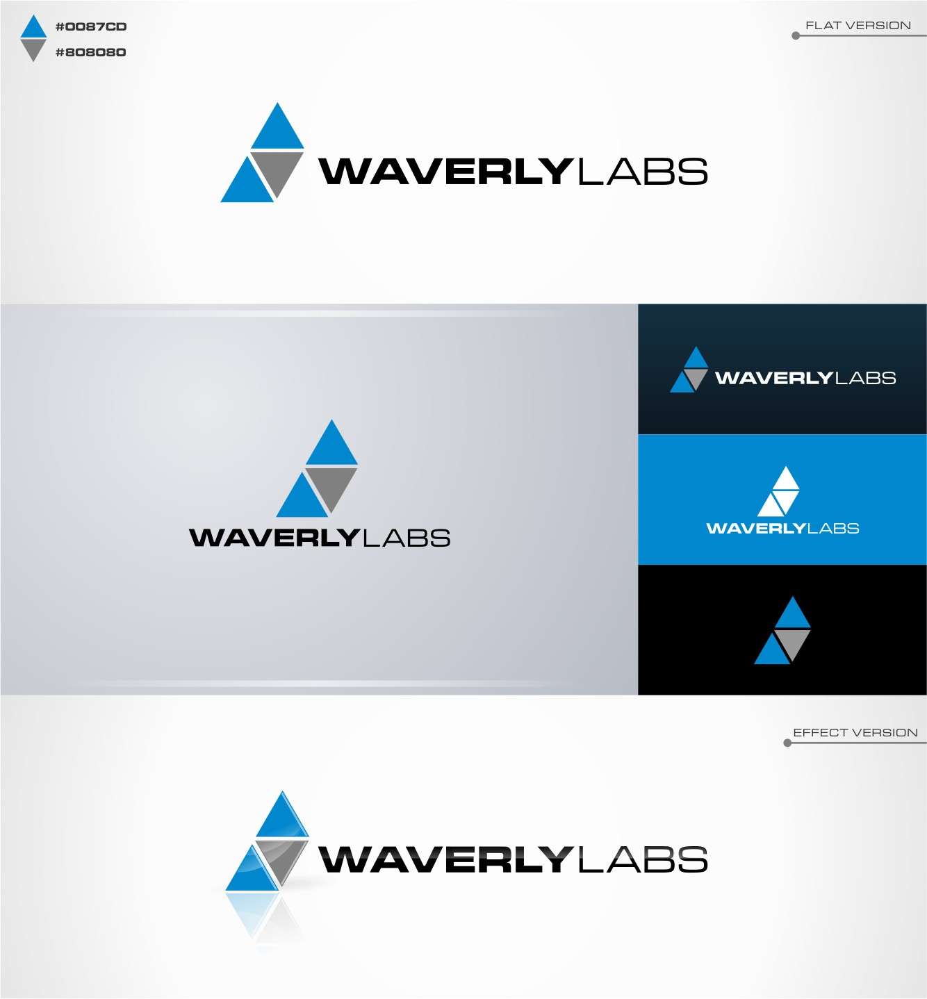 Create a modern and simple logo design for a startup tech company