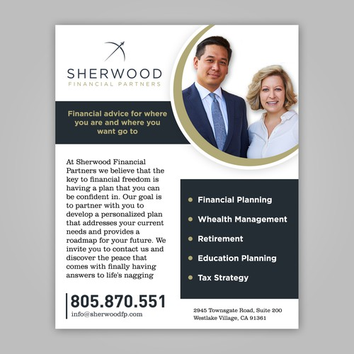 Sherwood Brochure