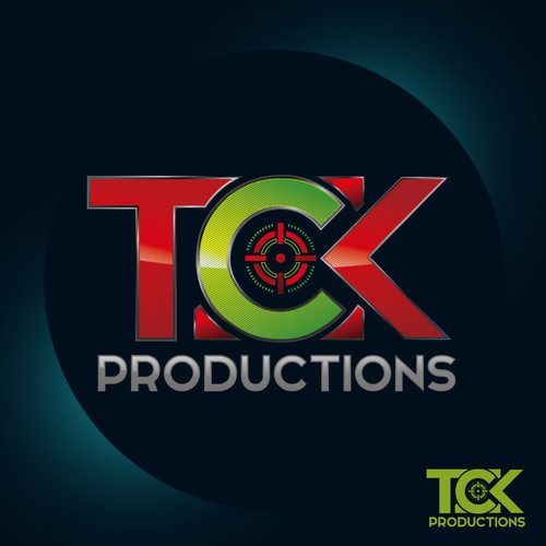 Logo concept for TCK Productions