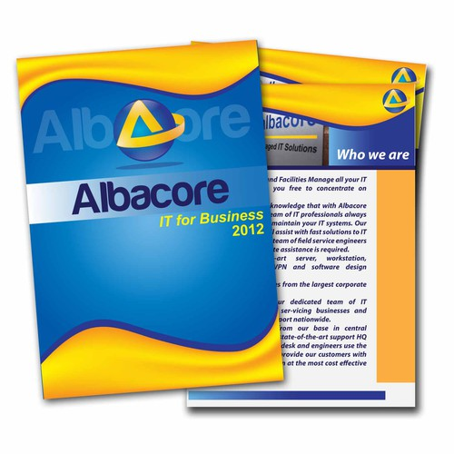 New print or packaging design wanted for Albacore