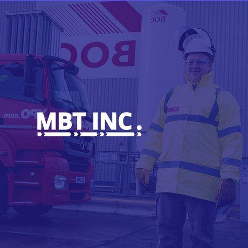 Logo for transportation company.