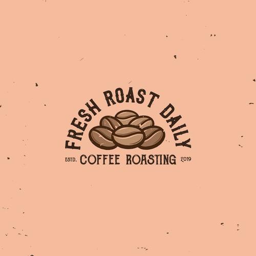 Fresh Roast Daily Logo