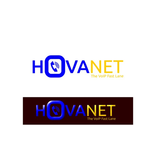 HovaNet - The VoIP Fast Lane needs a sweet logo (startup!)
