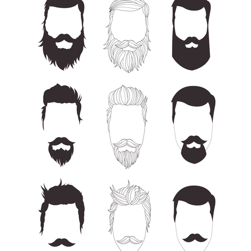 Mustache, Beard, and Goatee Images