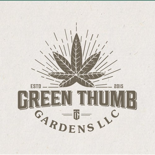 Logo for Green Thumb Gardens