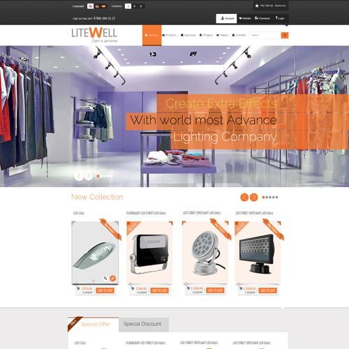 Price Winning Design for Litewell