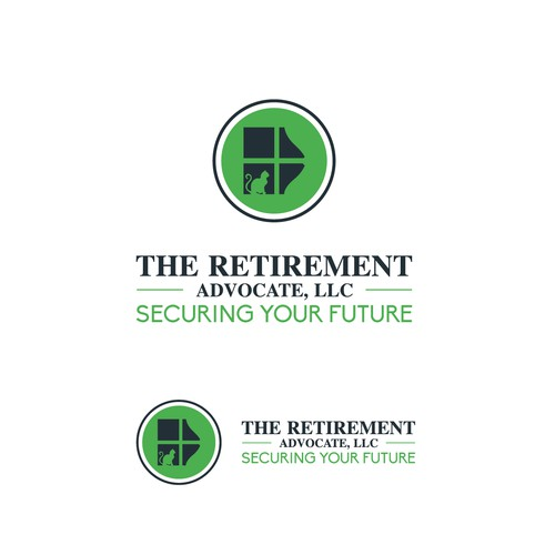 Outside the box concept for retirement financial planning.