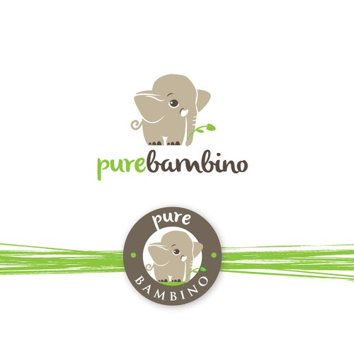 New logo wanted for Pure Bambino