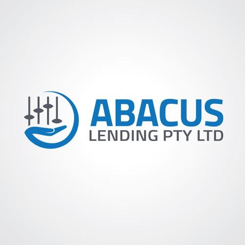 Abacus Lending Logo designing