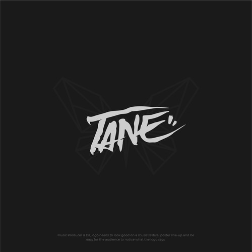 Logo For a Music Producer