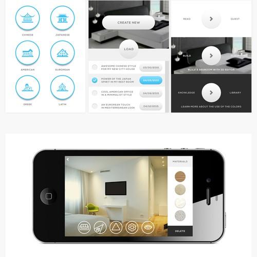 App Design for VitualBlocks - Asia