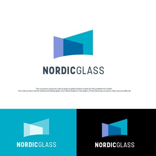 LOGOTIPO NORDIC GLASS