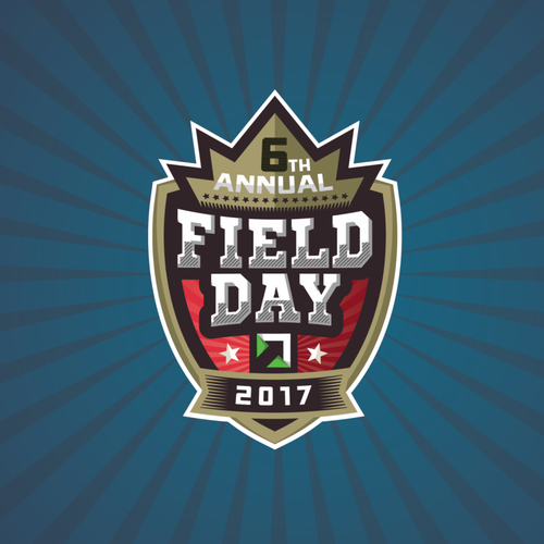 Logo for Field Day event
