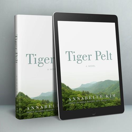 Tiger Pelt Cover Design