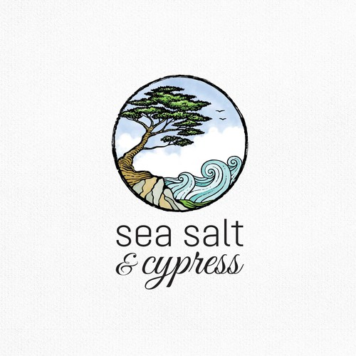 sea salt & cypress