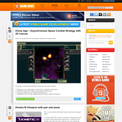 Help HTML5 Game Devs.com