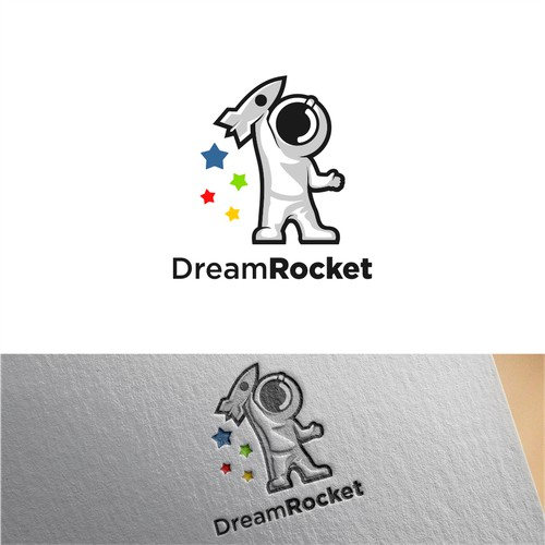 amazing cool logo