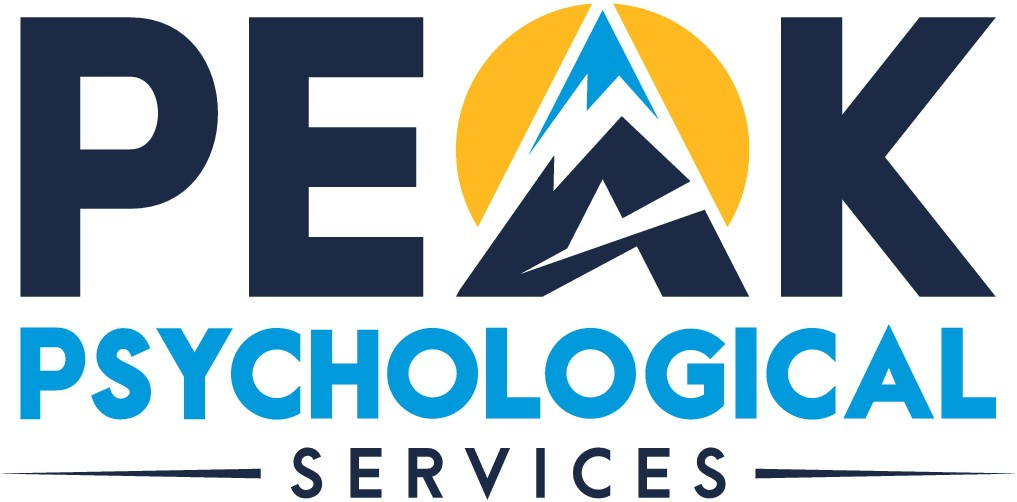 Design a logo that would make you want to come to Peak Psychological Services