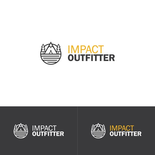 Impact outfitter logo
