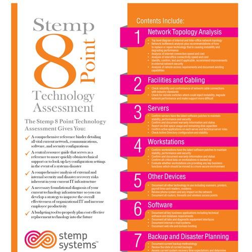 Stemp Systems Flyer