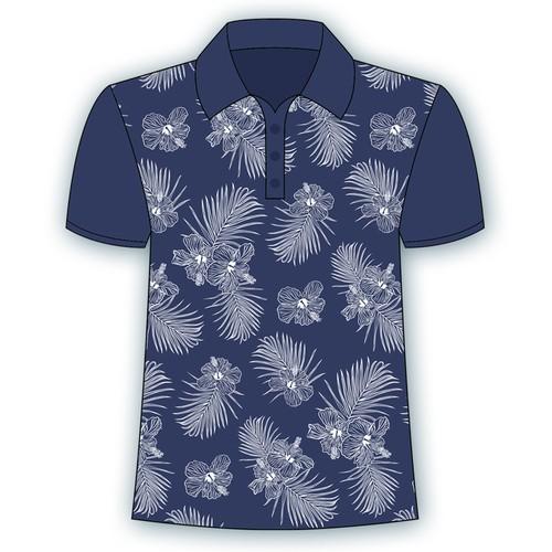 Fashion floral print