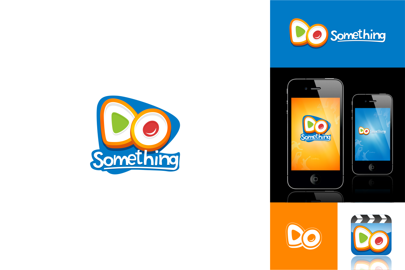 iOS Game: Do Something (like Draw Something, but social video charades & guessing game for friends!)