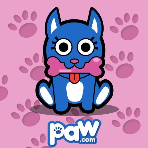Mascot dog