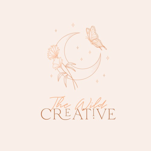 Logo The Wild Creative