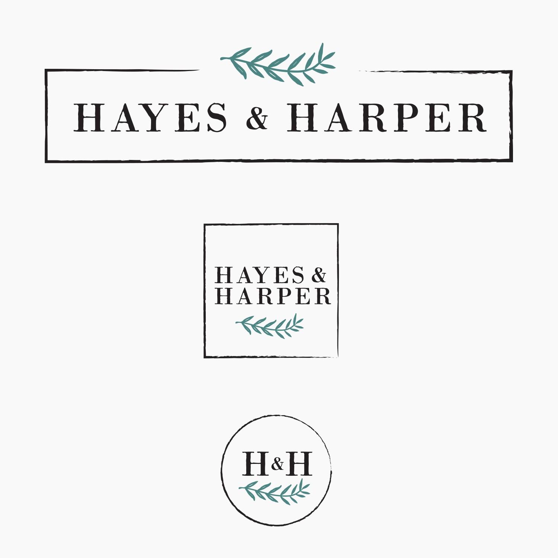 New online retail brand Hayes & Harper needs a logo