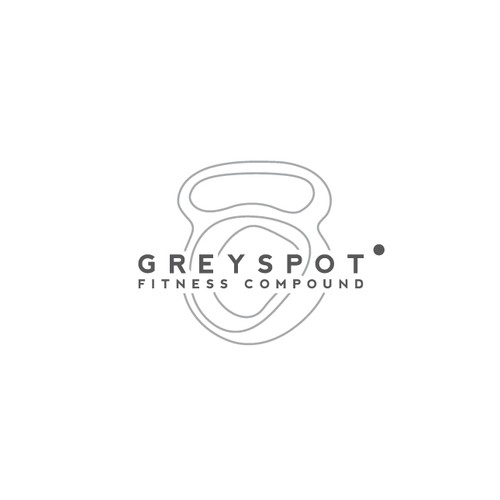 Kettlebell logo for Grayspot Fitness Compound