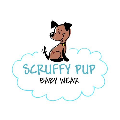 Baby wear logo