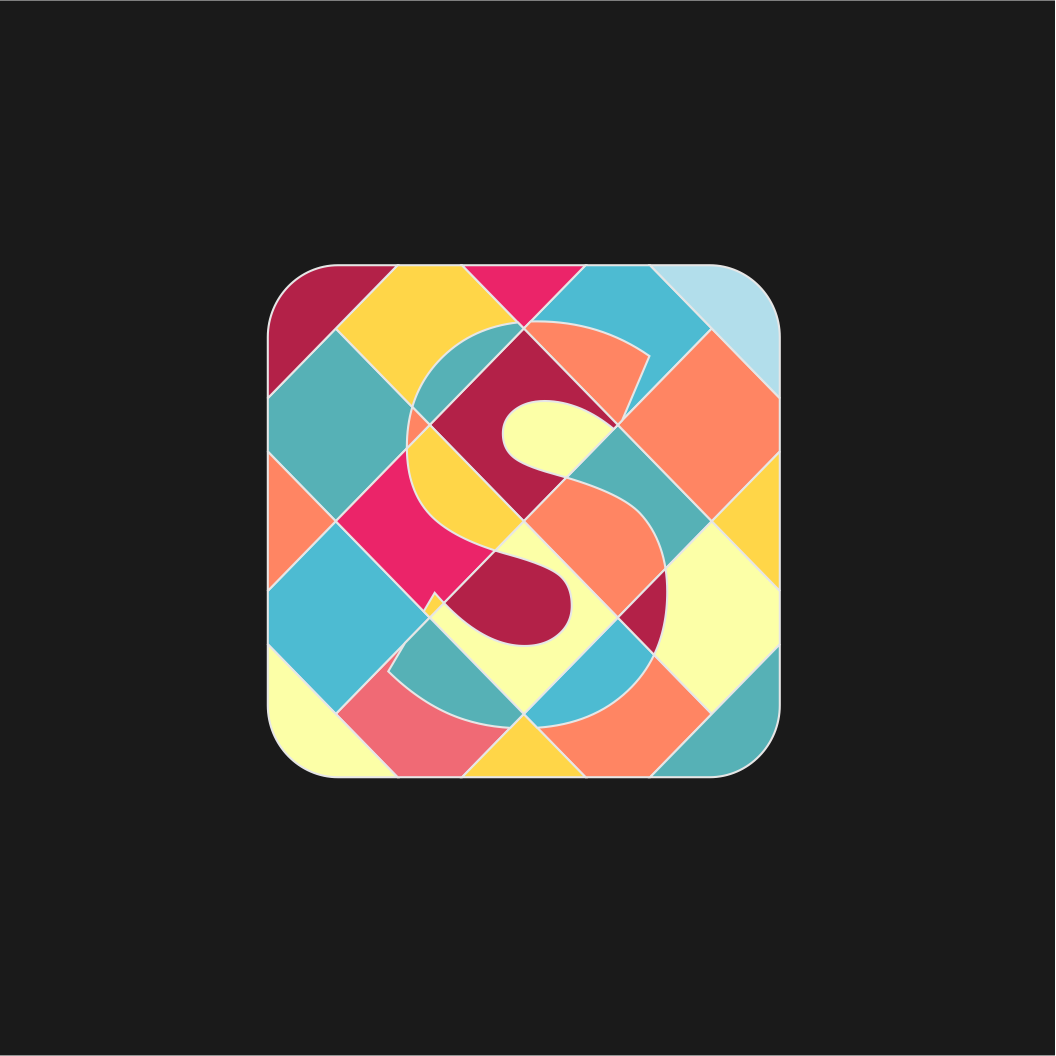 Smash the icon design for this fun new App