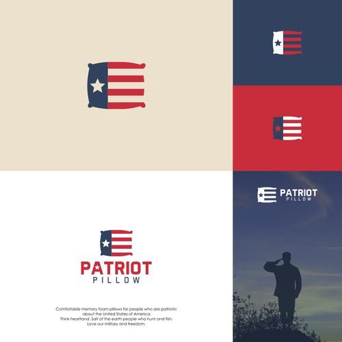 Patriot Pillow