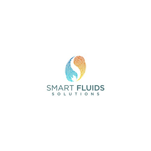 logo for smart fulids solutions