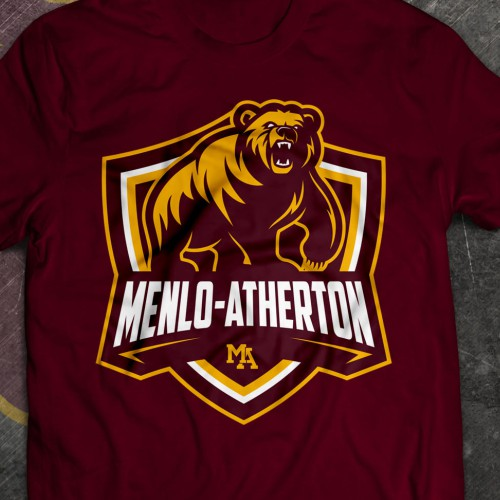 High School logo for Menlo-Atherton