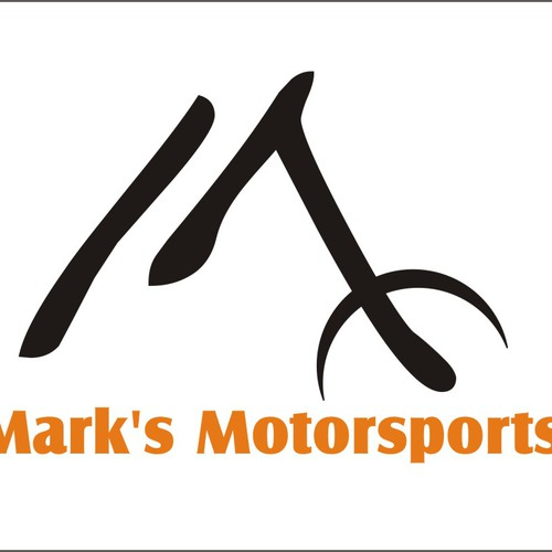 Mark's Motorsports Business Logo Contest
