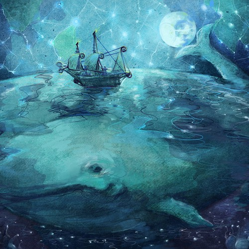 Magical illustration