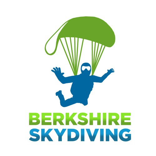Free skydiving