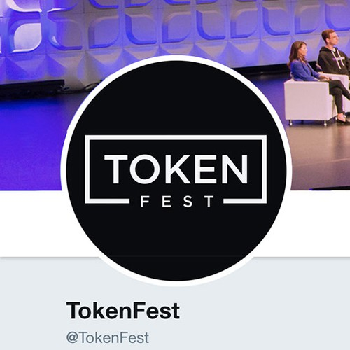 Social Media Cover for Token Fest