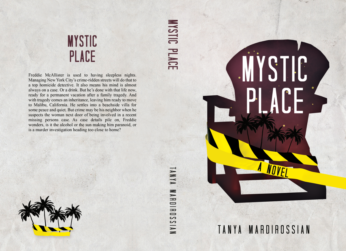 Mystic Place (Mystery/Thriller/Detective Novel)