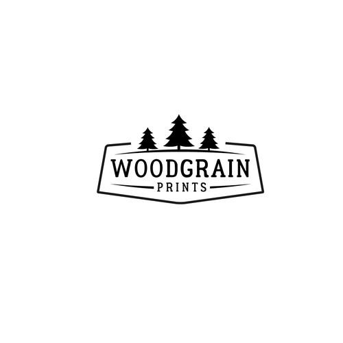 WOODGRAIN PRINTS