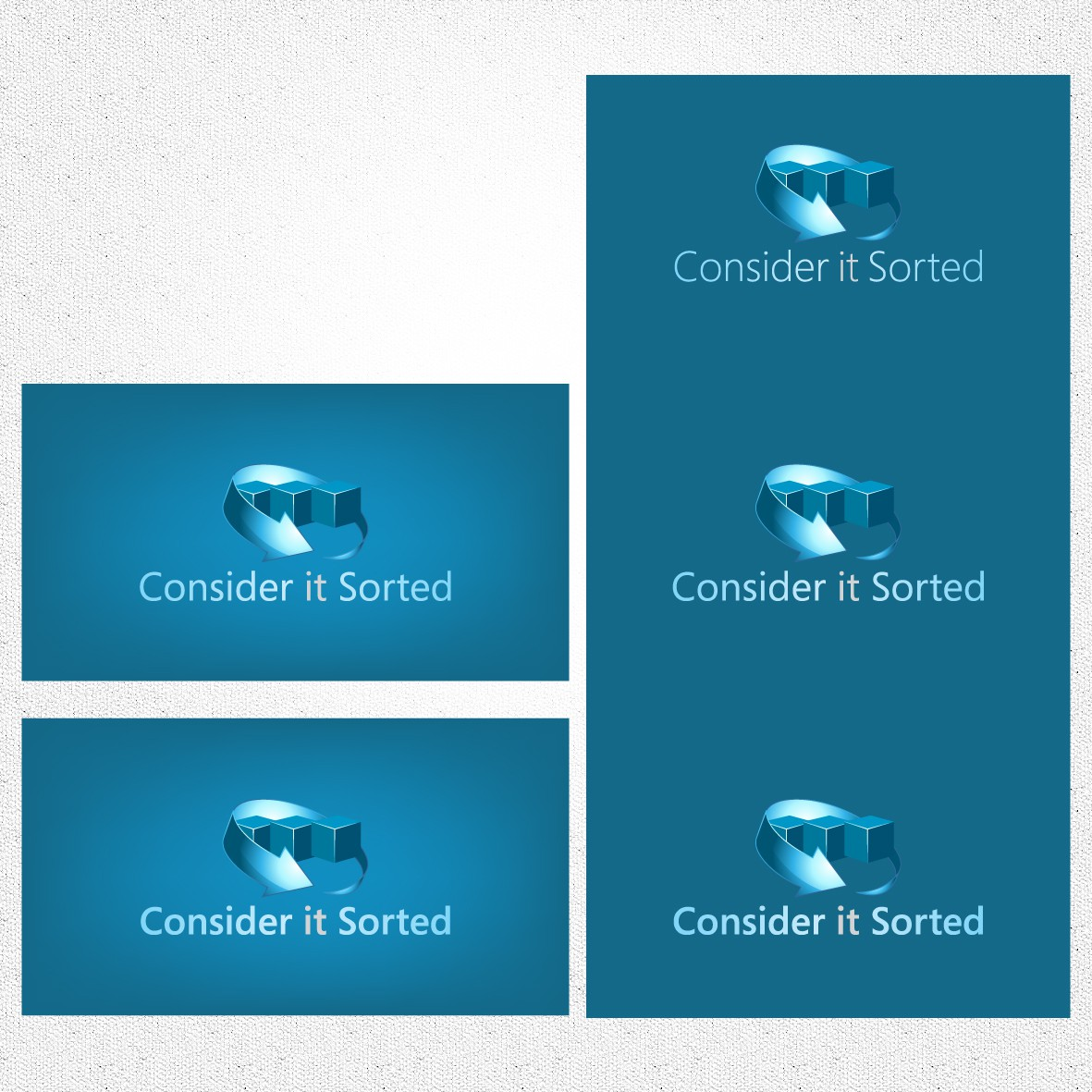 logo for Consider it Sorted