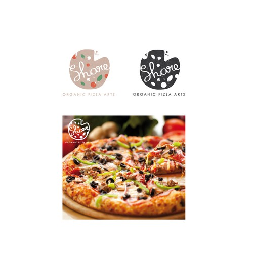 Organic Pizza Arts Cafe - modern, creative, artisan