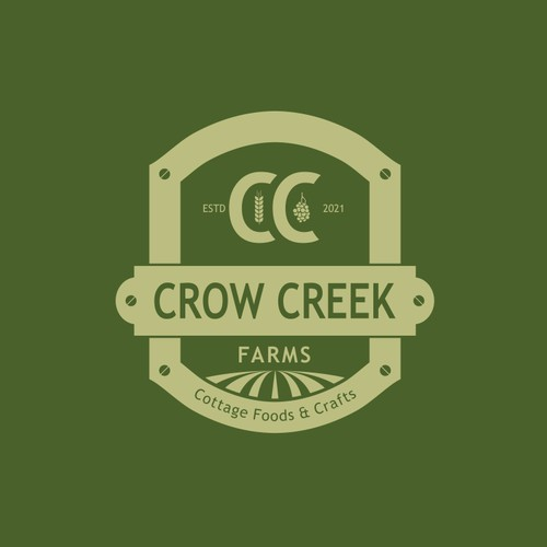Logo for Crow Creek Farms