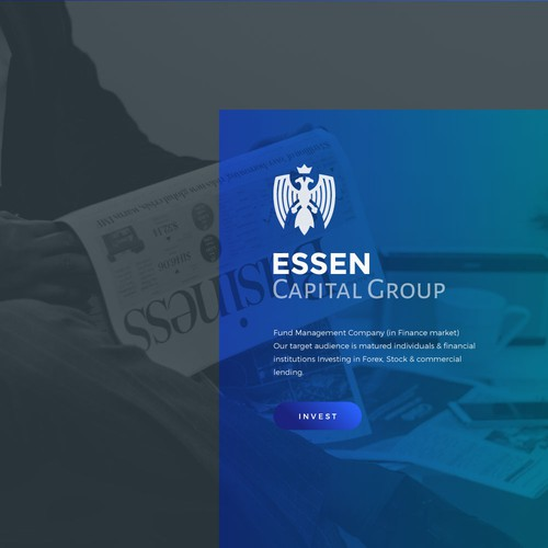 Logo inspired from Essens Coat of Arms