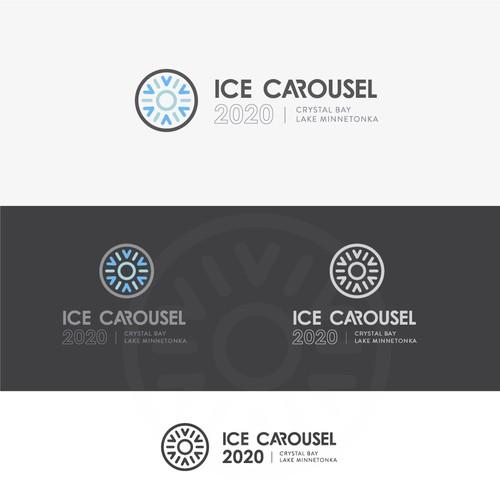 Ice Carousel Logo