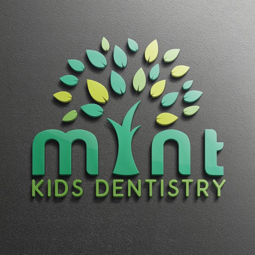 !! Need LOGO for Mint Kids Dentistry !!